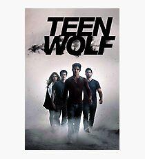 logo teen wolf Photographic Print
