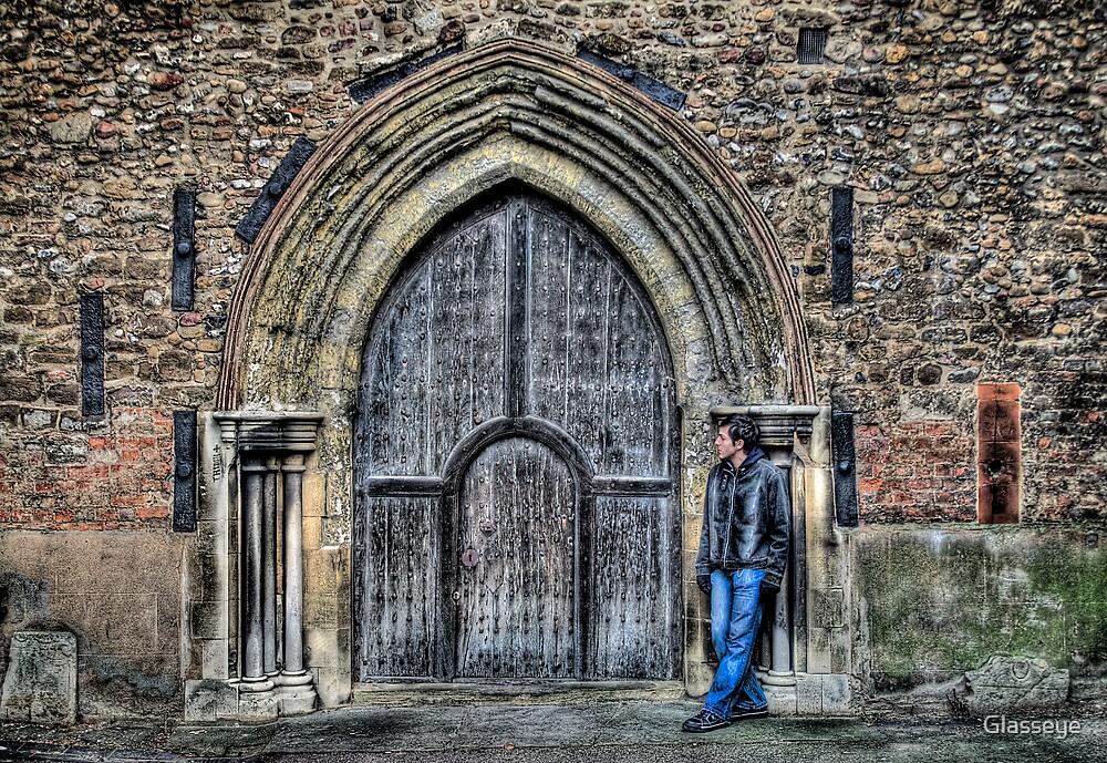 The Door by Glasseye