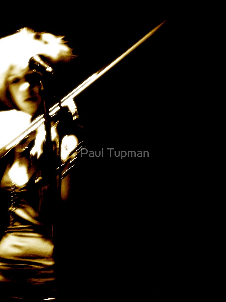Listen to the colour of your dreams by Paul Tupman