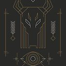 Gods of Egypt - Anubis by PaperPlanet