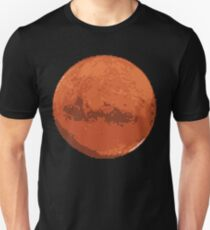 Pixel Mars Unisex T-Shirt