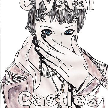crystal castles by naifairapi