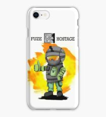 Chibi Fuze iPhone Case/Skin