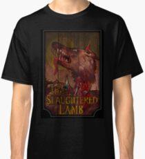 American Werewolf - Slaughtered Lamb Classic T-Shirt