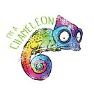 I'm a Chameleon - Weathered by jitterfly