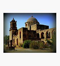 Mission San Jose in San Antonio Photographic Print