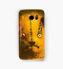 Zombie Teddy Head Samsung Galaxy Case/Skin