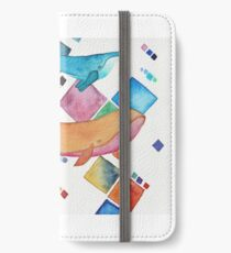 Stranger iPhone Flip-Case/Hülle/Skin