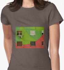 Tirana - Watermelon House Womens Fitted T-Shirt
