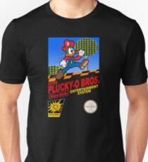 Super Plucky-O Bros Unisex T-Shirt