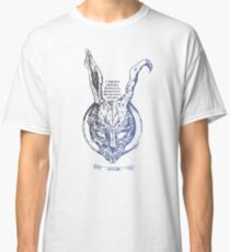 Donnie Darko Quantum Metaphysics Frank Classic T-Shirt