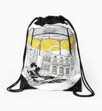 Modernism Drawstring Bag
