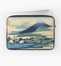 Hokusai Katsushika - Umezawa In Sagami Province Laptop Sleeve