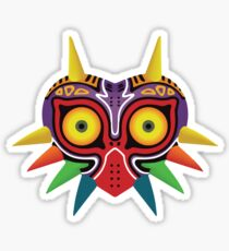 Majora's Mask Sticker
