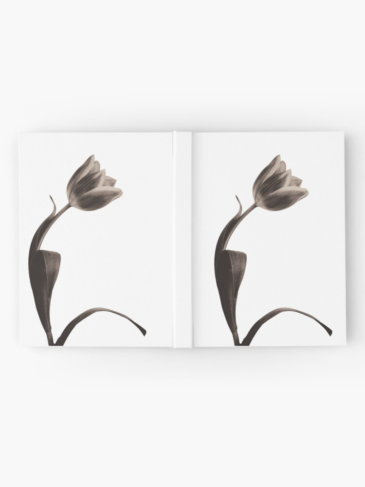 Alternate view of Antique Tulip Hardcover Journal