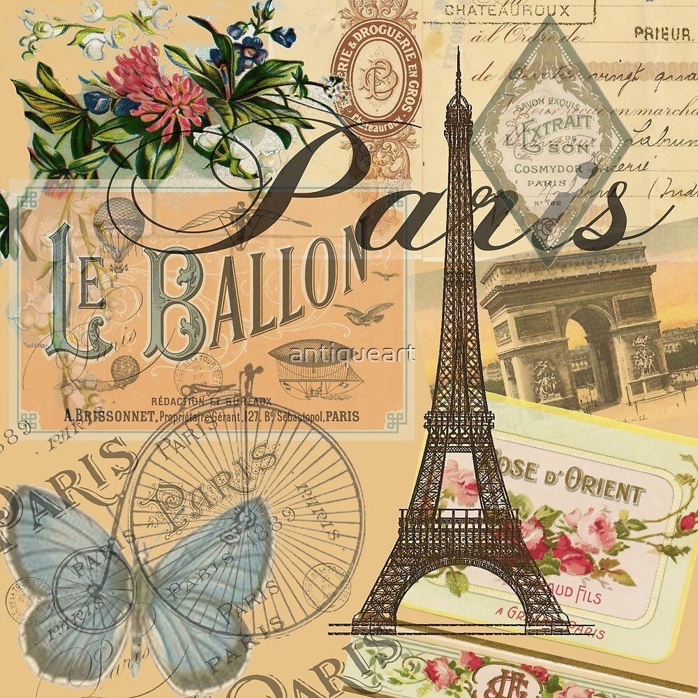 France Vintage 105