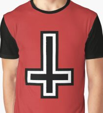 Inverted cross Graphic T-Shirt