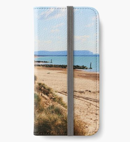 Hengistbury Head iPhone Wallet