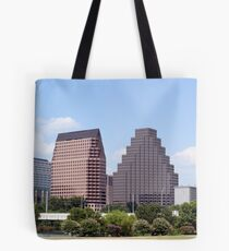 Downtown Austin, Texas Cityscape Tote Bag