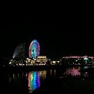 Yokohama Wheel, Japan by TalBright