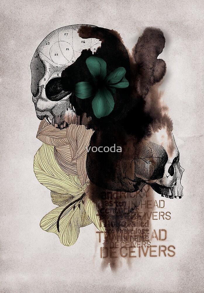 Disclaimer to The Self  by vocoda