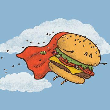 Superburger! by TerryFan