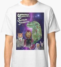 Commander Chameleons Supreme Squadron Classic T-Shirt