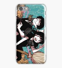 Wytte Twins iPhone Case/Skin