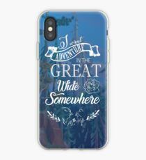 Beauty and The Beast iPhone Case