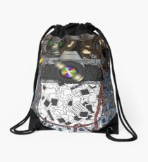 Photographer Drawstring Bag