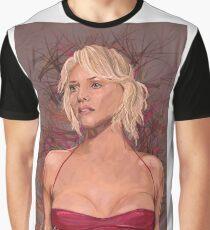 Caprica - Battlestar Galactica Graphic T-Shirt
