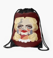 Whatever Happened to Baby Jane - Bette Davis Drawstring Bag