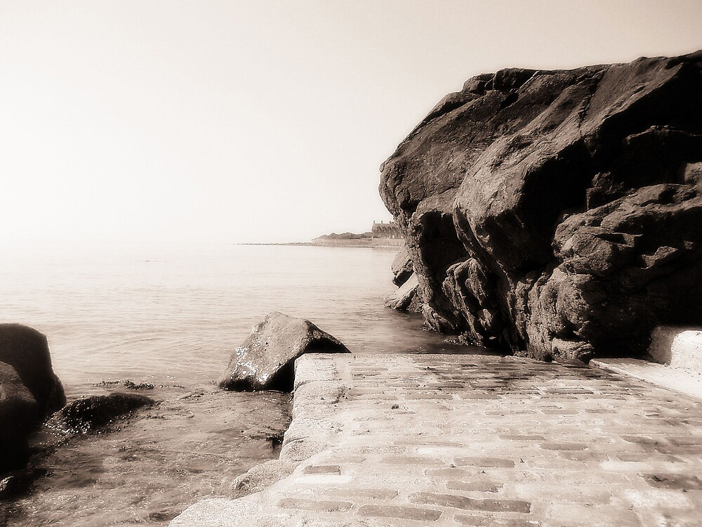 Stones and the water by petynarvis