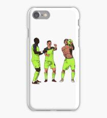 Mane, Coutinho, Firmino iPhone Case/Skin