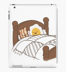 Breakfast In Bed iPad Case/Skin