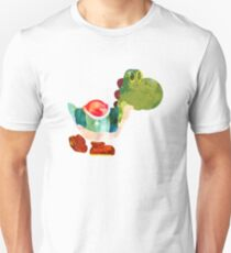 The Very Hungry Dinosaur (No Text) T-Shirt