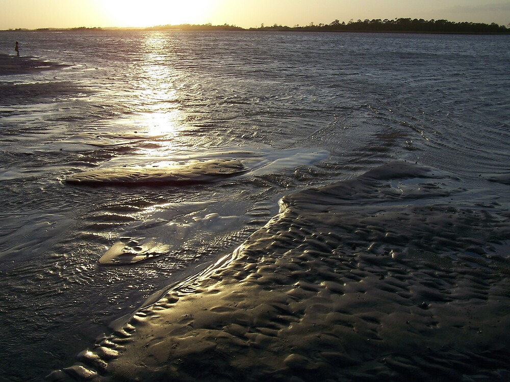 Low Tide by Paulina Zambrano