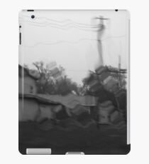 ...and the desolate days turn to cold black years. iPad Case/Skin