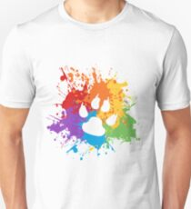 Paw Pride: Light Unisex T-Shirt