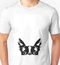 Boston Terrier Dog Unisex T-Shirt