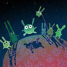 Planet der grünen Häschen von Marianna Tankelevich