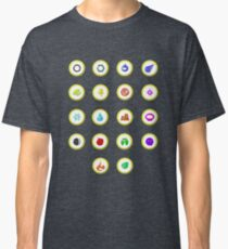 Pokémon GO Types Classic T-Shirt