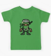 Coffee ninja or ninja coffee? -  green Kids Clothes