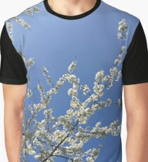 Cherry blossom, Spring, Sky,  Graphic T-Shirt