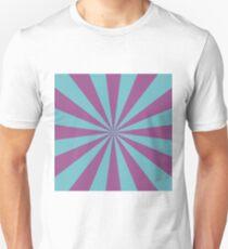 24 color circle spectrum Unisex T-Shirt