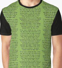 Universal You Graphic T-Shirt