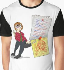 The Cartoonist Graphic T-Shirt