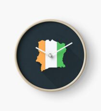 Ivory Coast Clock