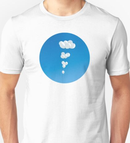 Saudade (weiße Luftballons) T-Shirt
