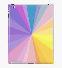 color circle spectrum mix iPad Case/Skin